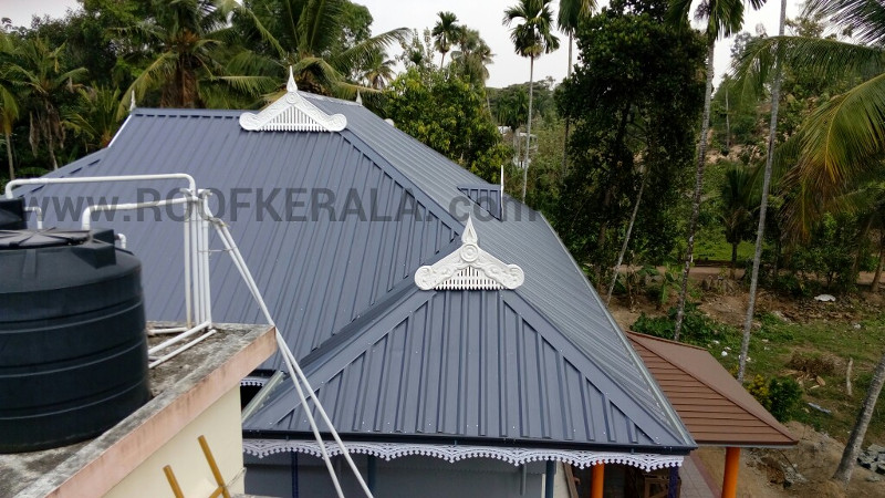 Roofkerala Complete Roofing Solutions Truss Work